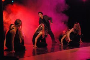Dans, Muziek en Toneel
