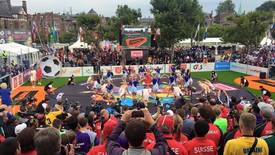 Dutch Street Cup